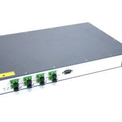 GE Carescape Corning Wide Band Base Mobile Access Refurbished. It is a BASE UNIT-4LINKs Device. OEM Part Number: EA-WB-B4U