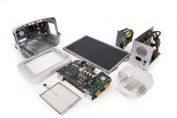 GE Monitor Parts