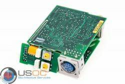 Philips M1020A SPO2 Module Main Board Assembly with front and Rear Connector Refurbished