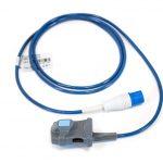 M1191B M1191A, 989803144371, 989803109321 Philips SPO2 3ft Direct D-Connect Soft Shell Patient Cable OEM Compatible