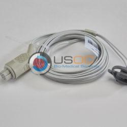 OXY-W4-N, S310-090 Datex Ohmeda (Female 10-pin Datex) SPO2 Neonate Soft Sensor 10 ft. OEM Compatible.
