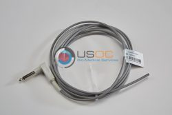 5201327, 5201319 Draeger YSI (Male, Mono Plug 9 ft) Adult Reusable Rectal Temperature Sensor OEM Compatible.