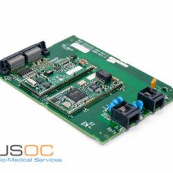 GE Mac 5500 LAN, internal modem communication board Refurbished.