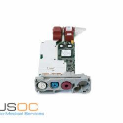 M3001-68554, 451261020831 Philips M3001A A03C12 Masimo Parameter Board Hardware C 12ECG w/o P/T Refurbished