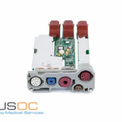 M3002-68565, 453564186081 Philips M3001A A04C06 Oximax Parameter Board Hardware C 5 Leads ECG W T/P Refurbished