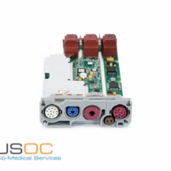 M3002-68566 Philips M3001A A04C18 Oximax Parameter Board Hardware C 12ECG, W P/T Refurbished