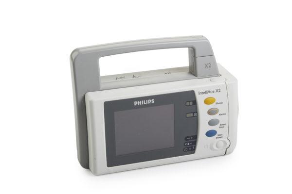 Philips M3002A X2 Option A02C06 Oximax SPO2