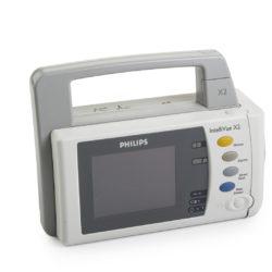 Philips X2 M3002A Option a04c12 Oximax SPO2