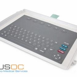 421115-101 GE MAC 5000 Keyboard Assembly English Refurbished