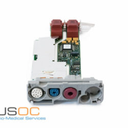 453564186012 Philips M3001A A02C18 Oximax Parameter Board Hardware C 12 ECG, W P/T Refurbished