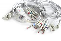 989803151671, 989803151631 Philips 10 Leadwire ECG Set for Page Writer TC Series Cardiographs OEM Compatible.