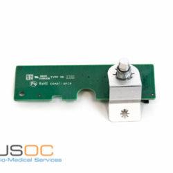 453564020381 Philips VS3 SureSigns Navigation Wheel Assembly Frame w/out Knob Refurbished