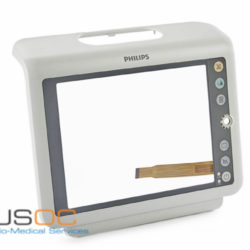 453564024601, 453564243521 Philips VM8 SureSigns Front Case Without LCD Refurbished