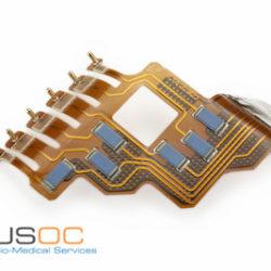 M484065005 Philips M2601B & M4841A ECG Flex Board Refurbished
