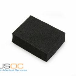 Philips M2601B & M4841A Black Foam for Rear Case Housing (S03) OEM Compatible