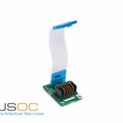 GE MAC 5500 Battery Board Refurbished. OEM Part Number: 801220-001