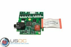 M8085-69521, 453563499221, M8063-66421 Philips MP40/50 ECG Out Alarm Board Refurbished