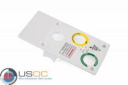 508343 Precision Medical Bottom Cover for an oxygen blender NEW
