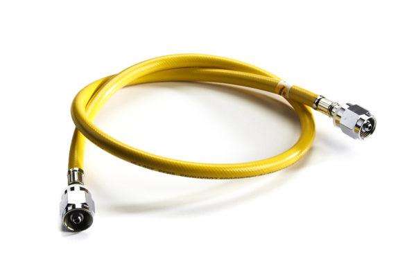 Oxygen Blender Medical Air Hose 3ft, Gentec PN# 34U-AIR-NC-FDS-FDS-3, Ohio PN# 6700-4010-815,