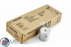 40477A Philips Thermal Recorder 10 paper rolls New