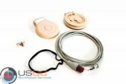 M2735A Philips Smart Toco Plus Complete Case And Cable Assembly (OEM Compatible)