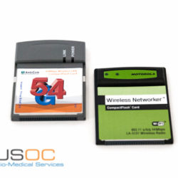 10015663 Carefusion Alaris 8015 Wireless Network Card 802.1 b/g (Refurbished)