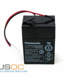 Hospira Plum A+ Battery 6V, 4.5 AHR (OEM Compatible)