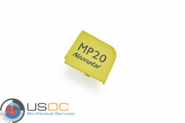 M8001-44119 Philips MP20 Yellow Branding Plastic Cover Neonatal Refurbished