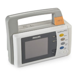 Philips M8102A MP2 Options A01C18 Fast SPO2