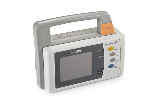 Philips M8102A MP2 Option A02C12 Oximax spo2