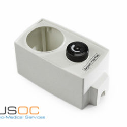 Ohmeda Medical Front Plastic Housing With Knob Refurbished 6700-0198-500.