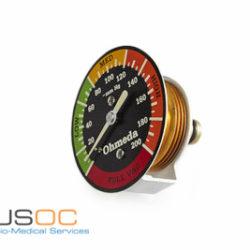 Ohmeda Suction Regulator Gauge Refurbished 6700-0050-208.