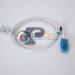OXY-E-UN Datex Ohmeda Adult Ear Clip SPO2 Sensor OEM Compatible.