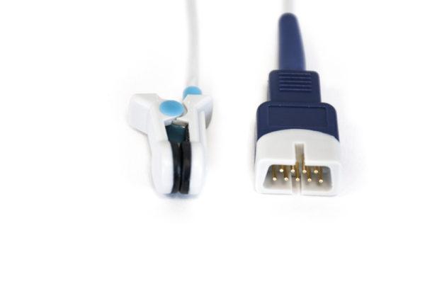 P3119A Nellcor Covidien SPO2 Adult Ear Clip OEM Compatible.