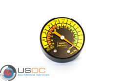 Ohio Medical PTS Analog Gauge ANSI Refurbished 8700-0002-400