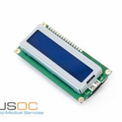 500-0044-00 Welch Allyn 300 Series Display LCD Refurbished