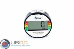 Ohio Medical PTS Digital Gauge 200 Refurbished VR-DGP-200MM.