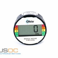 Ohio Medical PTS Digital Gauge 200 Refurbished VR-DGP-200MM.