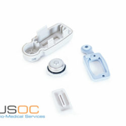 Mindray Panorama TelePack 608 Parts Set; Battery Door, Communication Port Bezel & Cover, ECG Connector Silicone Gasket OEM Compatible