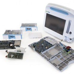Welch Allyn Monitor Parts