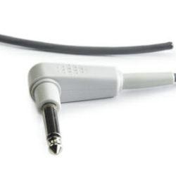 0206-02-0001, YSI-401, M1024247 Mindray Datascope (Male, Mono Plug 9 ft) Adult Reusable Rectal Sensor OEM Compatible.