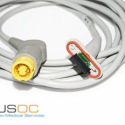 M1034-61660 Philips BIS Engine Interface Yellow Cable Refurbished