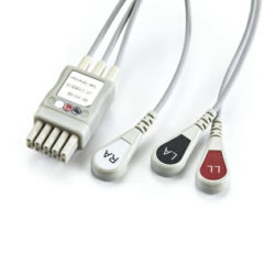 0014-00-1503-06 Mindray Datascope 3 Leadwire ECG Snap OEM Compatible.