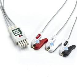 0013-00-1514-05 Mindray Datascope 3 Leadwire ECG Grabber OEM Compatible.