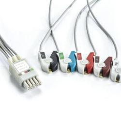 0012-00-1514-01 Mindray Datascope 5 Leadwire ECG Grabber 0.9m OEM Compatible.