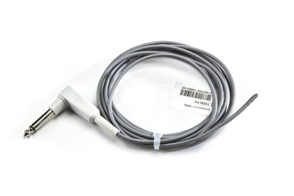 69445-005 GE Marquette YSI (Male, Mono Plug 9 ft) Pediatric Rectal Temperature Sensor OEM Compatible.