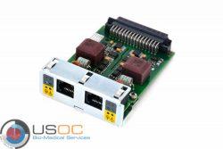 M8081-67001, 453563459361 Philips FM50 MIB/RS232 Interface Card Refurbished