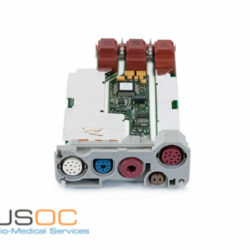 453564186018 Philips M3001A A02C18 Oximax Parameter Board Hardware C 12 ECG, W P/T Refurbished