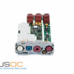 453564186031 Philips M3001A A02C06 Oximax Parameter Board Hardware C 5Leads W P/T Refurbished