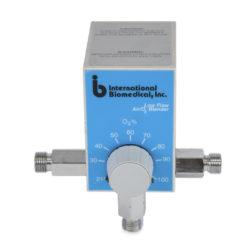 10065 International Biomedical Low Flow Oxygen Blender Refurbished